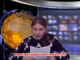 Tekirdağ Bizim TV'den Eğitim Haberleri izle