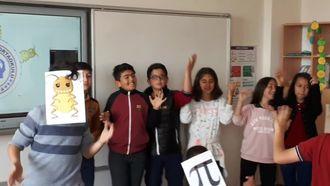 İki Pire Bir Araya Gelmemeliydik - Değirmendere Ortaokulu (Eğlenceli Matematik) izle