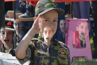 Öğrencilerinden Kahraman Mehmetçiğe muhteşem klip izle