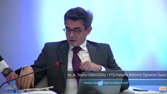 FATİH ETZ 2016:Prof Dr. Teyfur ERDOĞDU - Yıldız Teknik Üniversitesi Felsefe Bölümü... izle
