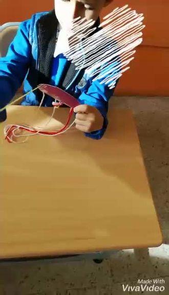 Şehit Hasan DURMUŞOĞLU ilkokulu el işi çocuk işi e twinning projesi izle
