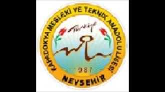 Nevşehir Kapadokya Mesleki ve Teknik Anadolu Lisesi Tanıtımı izle