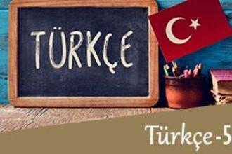 Türkçe 5 izle