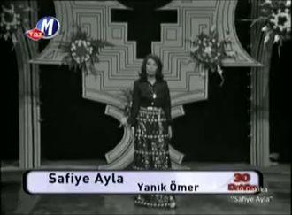 Safiye Ayla - Yanık Ömer ( Hüseyni Şarkı ) izle