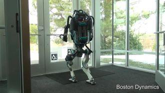 GOOGLE ROBOT ATLAS izle
