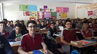 Dostluk Değeri (Kahramanmaraş Osmangazi Ortaokulu 7/H sınıfı) izle