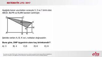 Kare(LYS2017-Matematik) izle