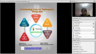 eTwinning Portal Live Twinspace İpuçları izle