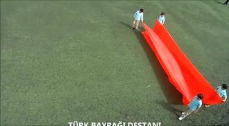 Türk Bayrağı Destanı izle