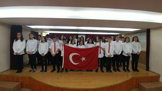 Mehmet Soysaraç Ortaokulu / KAYSERİ izle