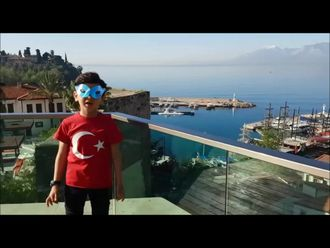 Antalya Mehmet Kemal dDedeman İlkokulu Etwinning Kültür Sokağı NO 1  Tarihi alanları... izle