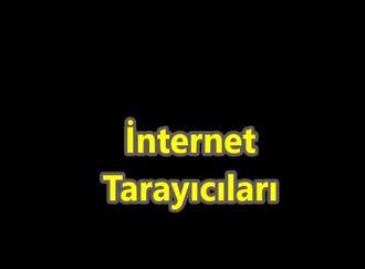 Bilişim Şarkıları - İnternet Tarayıcıları izle