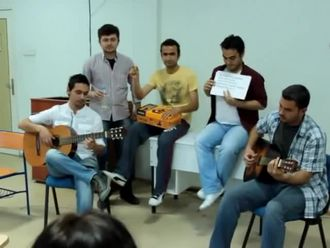 Hayvanlar Şarkısı - Erkek Okul Öncesi Öğretmenleri izle