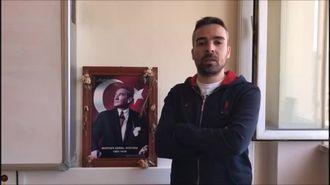 Kemer Mesleki ve Teknik Anadolu Lisesi Çanakkale Şehitlerine Şiirini Okuyor... izle