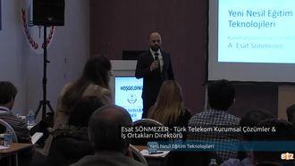 FATİH ETZ 2016:  A. Esat SÖNMEZER - Türk Telekom Kurumsal Çözümler & İş Ortaklıkl... izle