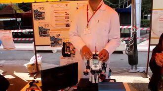 TÜBİTAK 4007 Ankara Bilim Hareketi Etkinlik_31 Benim küçük robotum izle