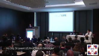 6.Oturum: Yrd. Doç. Dr. Levent UZUN - 3 Boyutlu Dijital Ortamda İngilizce Eğitimi izle