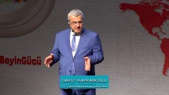 Prof Dr Davut Kavranoğlu - Türk Hava Yolları Bilim Elçileri Zirvesi Soru Cevap izle