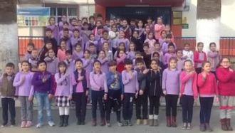 İzmir Bayraklı Osman Faruk Verimer İlkokulu Dünya Engelliler Günü Etkinliği izle