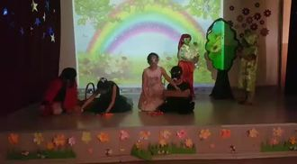 TOKİ Malazgirt İlkokulu Masal Ağacı eTwinning Projesi Bahar Perisi Masal Tiyatrosu izle