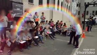 Samsun 23 Nisan Ortaokulu Outdoor Classroom Day izle