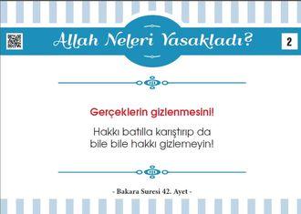 Allah Neleri Yasakladı izle