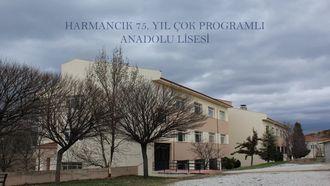Bursa Harmancık Çok Programlı Anadolu Lisesi izle
