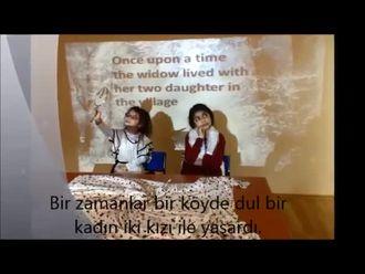On İki Ay hikayemiz/Mehmet Emin Yurdakul İlkokulu izle