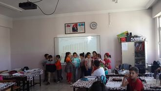 3. Sınıflarda Tek ve Çift sayılar izle