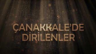 Çanakkale'de Dirilenler (Kısa Film) izle