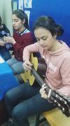 Fabrika kızı / Pop orkestra / Ali Kuşçu Ortaokulu