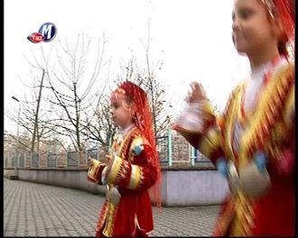 Bartın Fatih Ortaokulu TRT Müzik izle