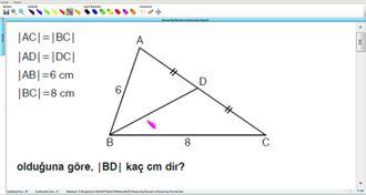 Kenarortay Kavramı Ve Kenarortay Teoremi 24 izle