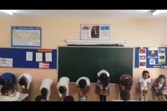 Hem Oynuyorum Hem Öğreniyorum Projesi Pendik Ergenekon Ortaokulu 5-D Sınıfı - 3 izle