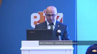 Fatih ETZ 2016: Bilal TIRNAKÇI - YEĞİTEK Genel Müdürü izle