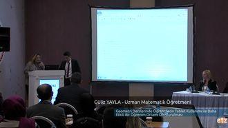 FATİH ETZ 2016: H. Güliz YAYLA - Uzman Matematik Öğretmeni, Geometri Derslerinde Öğr... izle