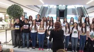 """Leyla Turgut Anadolu Lisesi """"Doğa İçin Söylüyoruz"""" Konseri izle"""