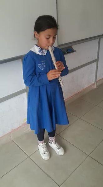 Paşaköy 4/A sınıfı flüt çalışmaları izle