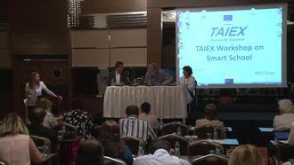 TAIEX Workshop on Smart School - 2. Gün - Oturum 2 (24-25 Temmuz 2017 - Ankara) izle