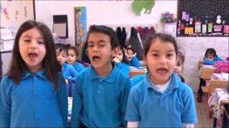 sesleri öğrendik şarkısını yaptık izle