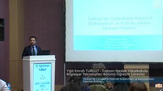 FATİH ETZ 2016 :  Dr. Yiğit Emrah TURGUT -  Trabzon Meslek Yüksekokulu Bilgisayar Tekno... izle