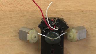 Spout Robot'un Motorlarının Kablolanması izle