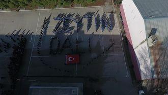 Amasya Anadolu Lisesi Zeytin Dalı Koreografisi izle