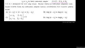 Karmaşık Sayılara Örnek (Bölüm 1) izle