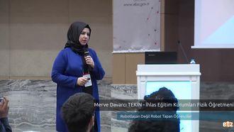 FATİH ETZ 2016 :  Merve DAVARCI TEKİN - İhlas Eğitim Kurumları Fizik Öğretmeni - Ro... izle