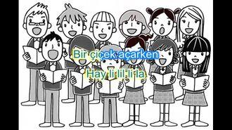 Mutluluk Şarkısı(3. sınıf Şarkıları) izle