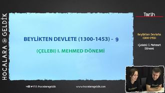 (Çelebi) I. Mehmet Dönemi izle