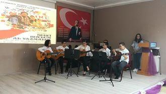 Şehit Piyade Üsteğmen Murat Hasırcıoğlu Ortaokulu Müzik Dinletisi-3 izle