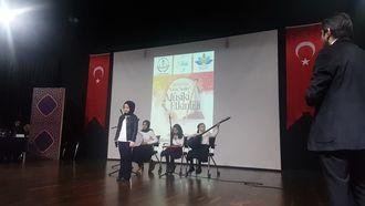 Plevne Marşı (Çaybaşı Yeniköy İHO- Genç Sesler Musiki Yarışması Kızlar) izle