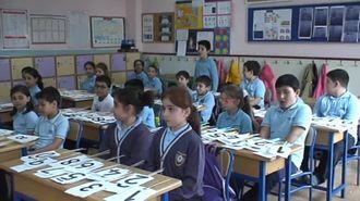 Beylikdüzü Haldun Taner İlkokulu 3/B Sınıfı Rakamlarla Dans izle